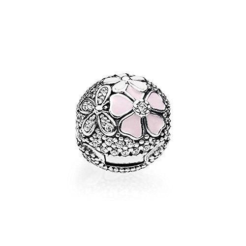photo Wallpaper of Stone Beads-Stonebeads Malerische Blüten Clip Sterling Silber-