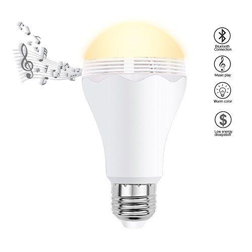 photo Wallpaper of Minger-Lampe Mit Bluetooth, MINGER Lautsprecher Mit 3W Bluetooth Für Schreibtisch Schlafzimmer Klavier Hotels Speicher-Warmweiß / mit Lautsprecher