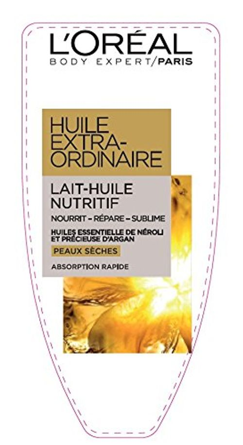 photo Wallpaper of L'Oréal Paris Body Expertise-Experto L'Oreal Paris Cuerpo Extraordinario Aceite Nutritivo Care Lotion 250 Ml Body  -