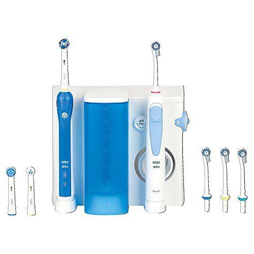 photo Wallpaper of Oral-B-Oral B Oxyjet + 2000   Pack Dental Con Cepillo-Azul, Color Blanco