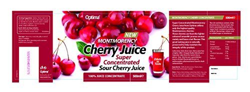 photo Wallpaper of -Optima Montmorency Cherry Juice Super Concentrate 500ml-