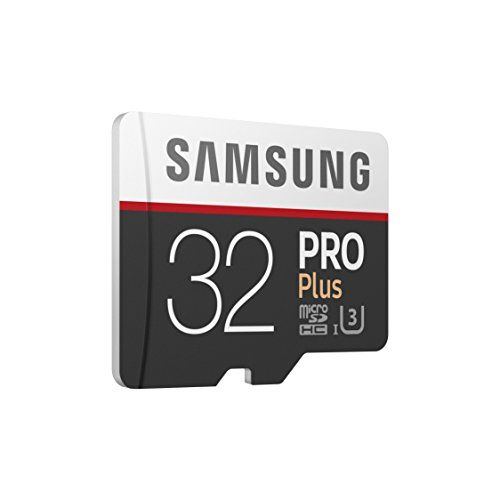 photo Wallpaper of Samsung-Samsung PRO Plus Micro SDHC 32GB Bis Zu 100MB/s, Class 10-Schwarz/Weiß