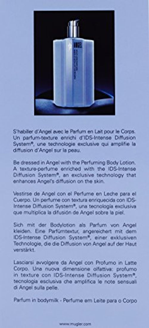 photo Wallpaper of Thierry Mugler-Thierry Mugler   Angel   Leche Corporal Perfumado -Body Lotion
