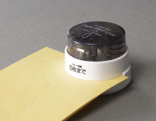 photo Wallpaper of Sunstar-Sun Star Paper Stitch Lock Stand Staple Less Stapler -