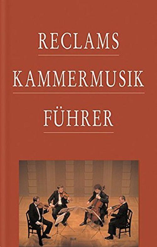 photo Wallpaper of Philipp Reclam Jr.-Reclams Kammermusikführer-