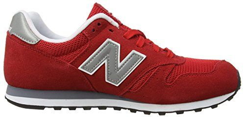 photo Wallpaper of New Balance-New Balance Herren ML373 Sneaker, Rot (ML373RED), 40.5 EU-Rot (Red)