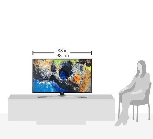 photo Wallpaper of Samsung-Samsung MU6179 108 Cm (43 Zoll) Fernseher (Ultra HD, HDR, Triple-Schwarz