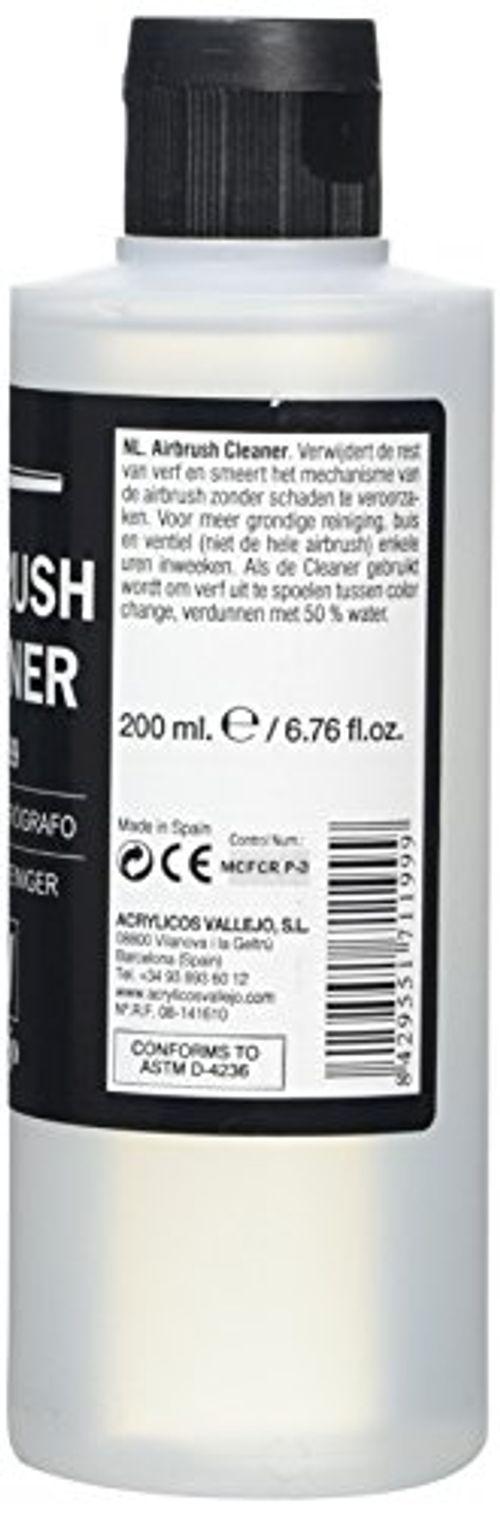photo Wallpaper of Vallejo-Vallejo Airbrush Reiniger 200ml 71.199 Cleaner-