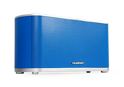 photo Wallpaper of Blaupunkt-BLAUPUNKT BT 600 BL BL Bluetooth Lautsprecher Mit NFC, AUX IN, 2x 8-Blau