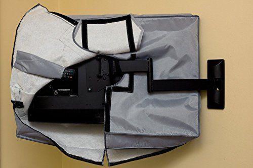 photo Wallpaper of Vizomax-58, 60, 65 Zoll Vizomax TV Abdeckung. Fernseher Abdeckung Für Außen  Und Innenanwendung.-schwarz
