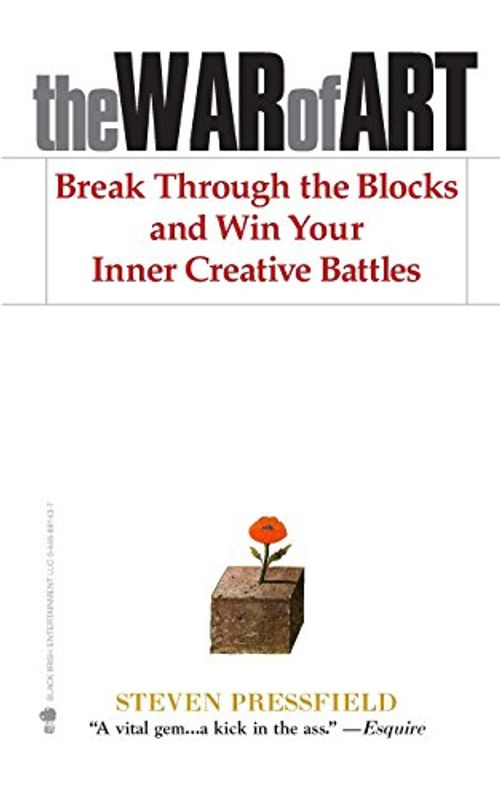 photo Wallpaper of -The War Of Art: Break Through The Blocks And Win Your Inner Creative Battles-