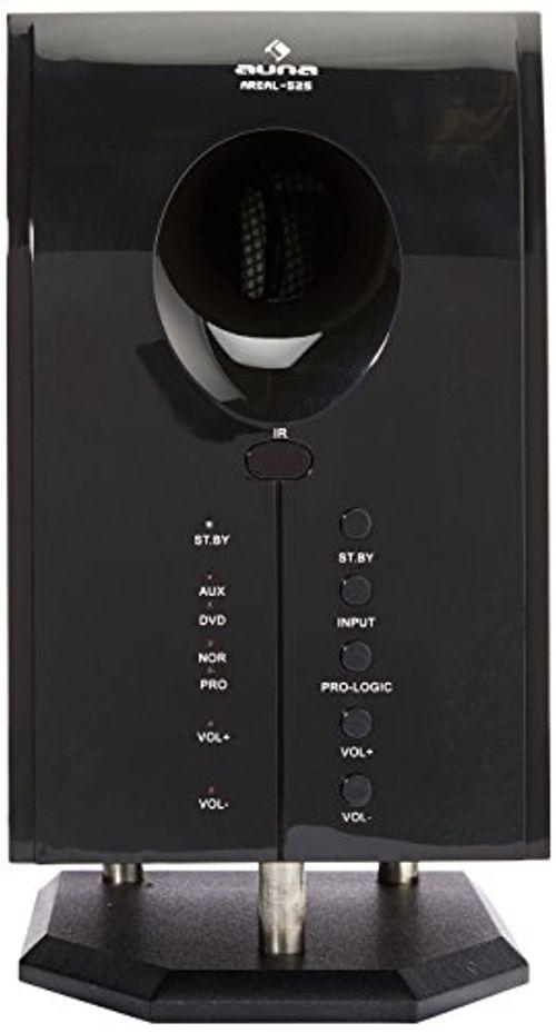 photo Wallpaper of Auna XCess-Auna MM 5.1 H XCess 5.1 Aktives Surround Boxen Lautsprecher Set (6500-Schwarz