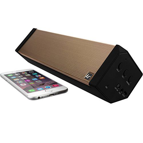 photo Wallpaper of KitSound-KitSound BoomBar 2 Universal Stereo Bluetooth Wireless Soundsystem Für Apple IOS Und Android-Rose Gold