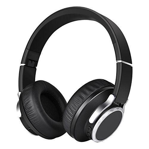photo Wallpaper of Elekele-Bluetooth Kopfhörer, Elekele® On Ear Kopfhörer Headset, Kabellose Kopfhörer Mit AptX, 90° Drehgelenk, Eingebautem-EBH1001