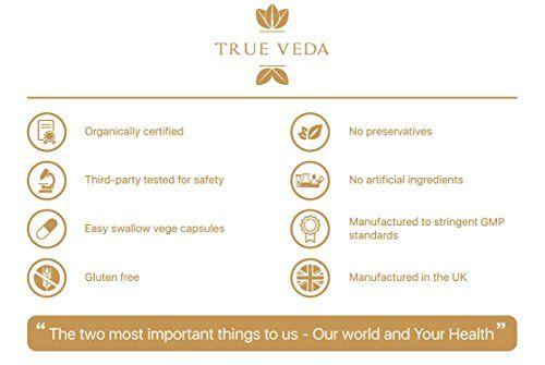 photo Wallpaper of True Veda-Cápsulas Ecológicas De Ashwagandha Con Certificado Ecológico | Suplemento De Plantas 100% Natural-Naranja