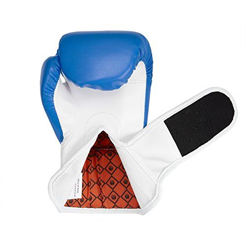 photo Wallpaper of SKL-Kinder Boxhandschuhe, Pu Kinder Kinder Cartoon Sparring Boxhandschuhe Training Alter 5 12 Jahre-Blau