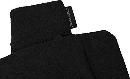 photo Wallpaper of Urban Classics-Urban Classics Unisex Handschuhe Polar Fleece Gloves, Schwarz (# 7), Large (Herstellergröße: L/XL)-schwarz (#n/A 7)