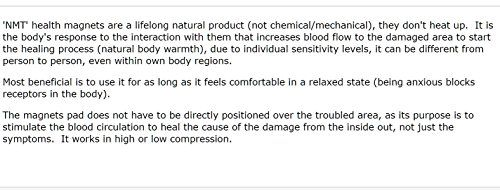 photo Wallpaper of NeoMedinaTech-NMT Back Brace ~ Concentrated Lumbar Support Belt ~ Core-Black