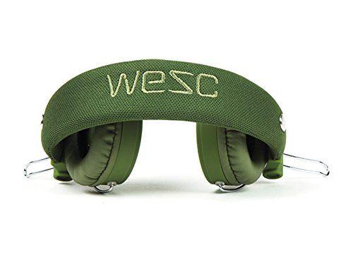 photo Wallpaper of WESC-WESC M30 On Ear Wired Headphone Hunter-hunter