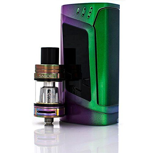 photo Wallpaper of Smok-AUTÉNTICO SMOK ALIEN KIT 220W Con 2 X EFEST 3000 MAh Batería Cigarrillo-