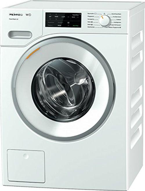 photo Wallpaper of Miele-Miele WWE 320 WPS Waschmaschine Frontlader/A+++/157 KWh/Jahr/1400 UpM/8 Kg Schontrommel/59min Waschprogramm Mit PowerWash 2.0/Vorbügel-