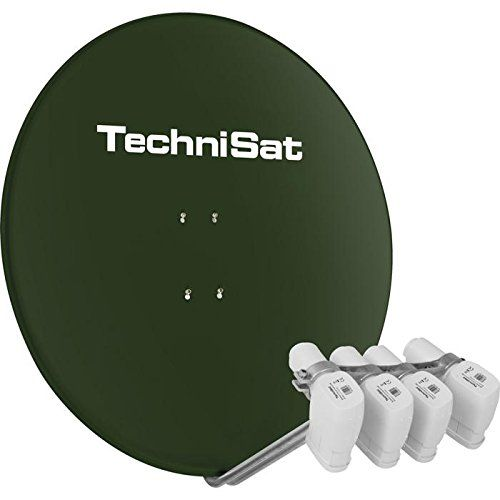 photo Wallpaper of TechniSat-TechniSat Skytenne Für Mehrteilnehmer Grün-grün