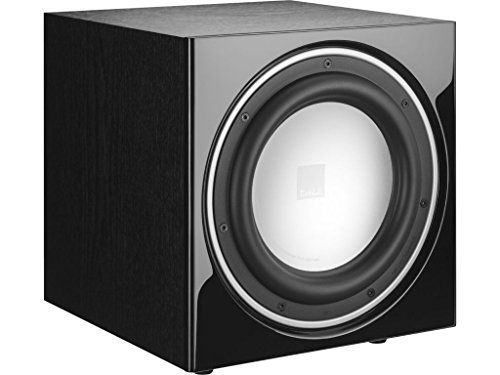 photo Wallpaper of Dali-Dali E 9 F   Subwoofer Aktiv Subwoofer Schwarz-Schwarz