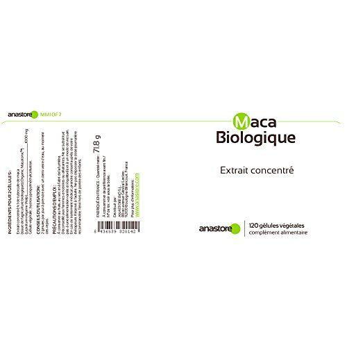 photo Wallpaper of Anastore-MACA ECOLÓGICA * 500 Mg / 120 Cápsulas Vegetales *-