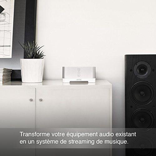 photo Wallpaper of Sonos-Sonos CONNECT:AMP Musikstreaming über WLAN Für Passiv Lautsprecher-Weiß
