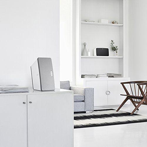 photo Wallpaper of Sonos-Sonos PLAY:3 WLAN Speaker Für Musikstreaming (Weiß)-weiß
