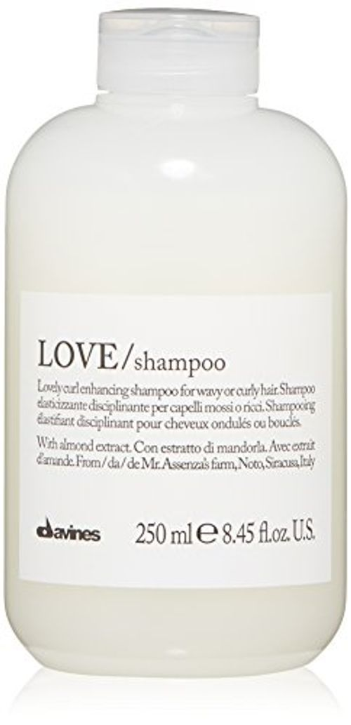 photo Wallpaper of Davines-Davines Love Lovely Curl Enchancing Shampoo (For Wavy Or Curly Hair)-