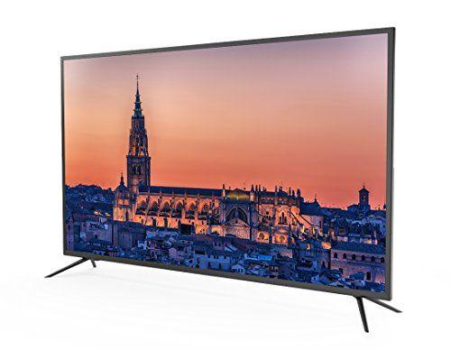 photo Wallpaper of TD Systems-Fernseher 55 Zoll HD LED TD Systems K55DLM8U. Fernsehen Ultra-Schwarz