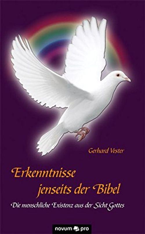 photo Wallpaper of -Erkenntnisse Jenseits Der Bibel: Die Menschliche Existenz Aus Der Sicht Gottes-