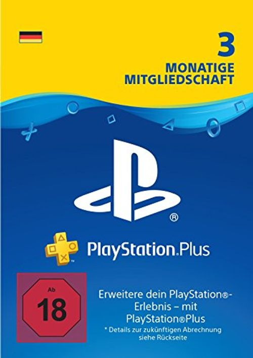 photo Wallpaper of Sony-PlayStation Plus Mitgliedschaft | 3 Monate | PS4 Download Code  -