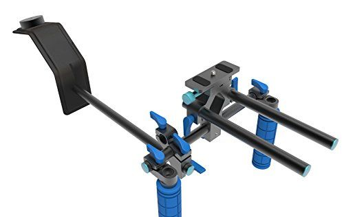 photo Wallpaper of SunSmart-SunSmart DSLR Rig Schulterstativ Für DSLR Rig Stabilizer Foto & Video-RL-00III