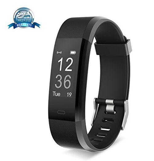 photo Wallpaper of Yuanguo-Fitness Tracker Von Yuanguo, Smart Band, Fitness Armband, Schwarz-schwarz