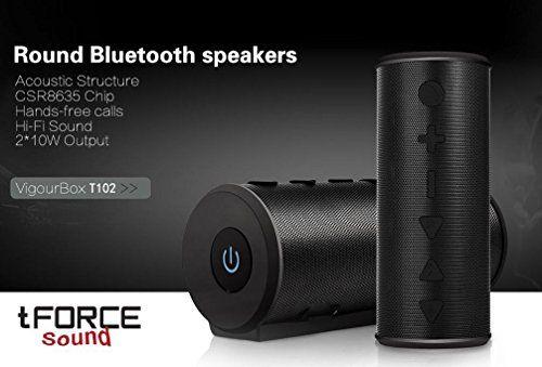 photo Wallpaper of Homelody-VigourBox 20W Stereo Bluetooth V4.0 Speaker, Wireless Outdoor Speaker, Dual-20W