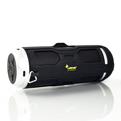 photo Wallpaper of Leicke-LEICKE DJ Roxxx Active Stereo Tragbarer Lautsprecher 10W Schwarz–Tragbare Lautsprecher (2 Wege,-Schwarz