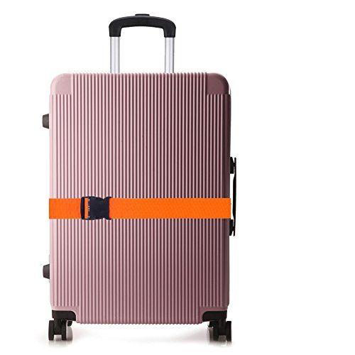 photo Wallpaper of CSTOM-CSTOM Koffergurt Kofferband Gepäckgurt Der Koffer Identifikation   Orange-1-orange