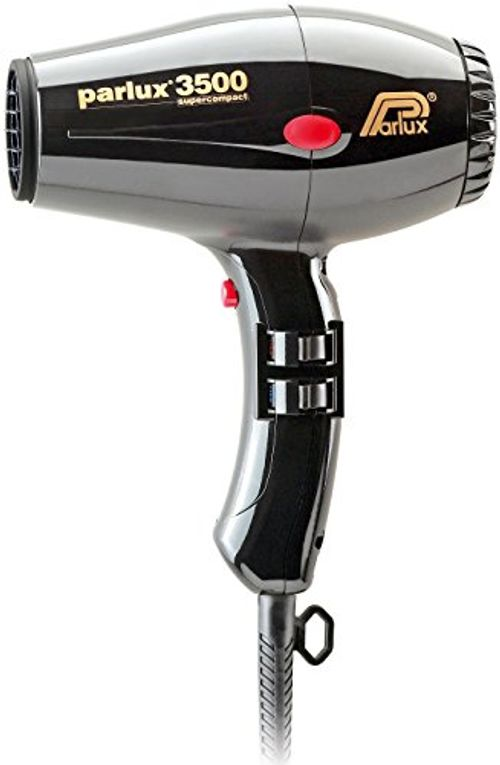 photo Wallpaper of Parlux-Parlux 3500 Supercompact   Secador De Pelo Profesional, Color Negro-Negro