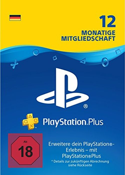 photo Wallpaper of Sony-PlayStation Plus Mitgliedschaft | 12 Monate | PS4 Download Code-