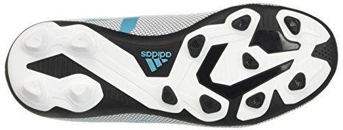 photo Wallpaper of adidas-Adidas Unisex Kinder X 17.4 Fxg Fußballschuhe, Weiß (Footwear White/Energy Blue/Clear Grey), 36 EU-Weiß (Footwear White/Energy Blue/Clear Grey)