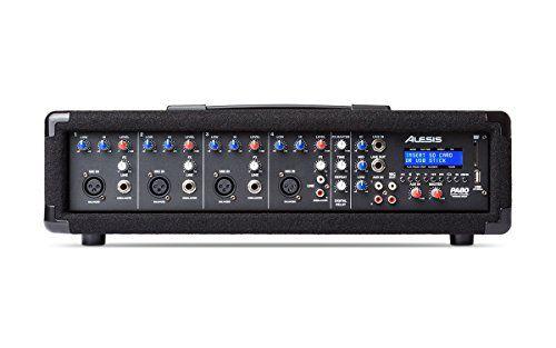 photo Wallpaper of Alesis-Alesis PA System In A Box Bundle, 280W Sound System Mit 4-