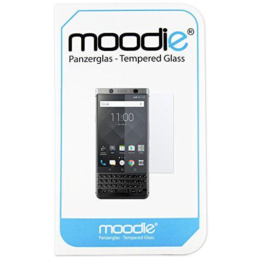 photo Wallpaper of moodie-BlackBerry Keyone Panzerglas 3D Folie   Moodie Premium Glasfolie Für-Transparent