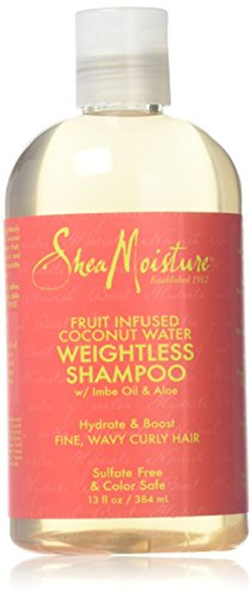 photo Wallpaper of Shea Moisture-SheaMoisture Fruit Fusion Coconut Water Weightless Unisex Profesional Champú 384ml  -