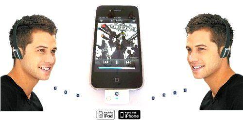 photo Wallpaper of KOKKIA-KOKKIA I10 (Luxuriöses Weiß) Multi Stream Tiny Bluetooth IPod Transmitter Für IPod /-