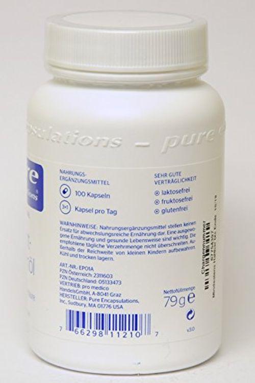 photo Wallpaper of Pro Medico Handels GmbH-Nachtkerzenöl 100 Kapseln Pure Encapsulations-