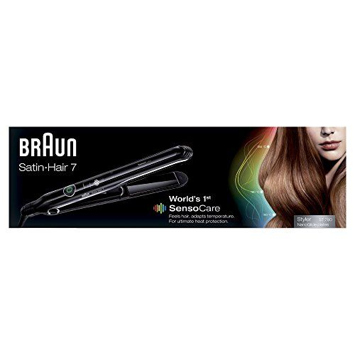 photo Wallpaper of Braun-Braun Satin Hair 7 ST780   Plancha De Pelo Con-Negro