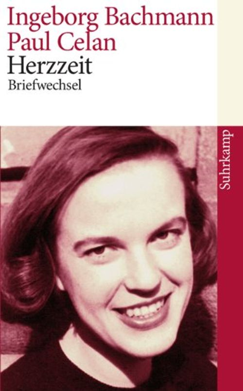 photo Wallpaper of -Herzzeit: Ingeborg Bachmann – Paul Celan. Der Briefwechsel (suhrkamp Taschenbuch)-