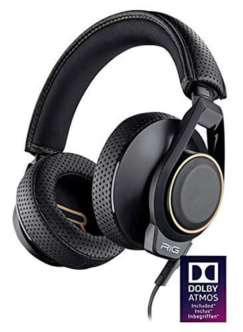 photo Wallpaper of Plantronics-Plantronics Rig 600 Dolby Atmos® Gaming Headset Für PC´s-Schwarz